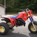 Honda 3 wheeler