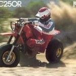 Honda 3 wheeler 1983