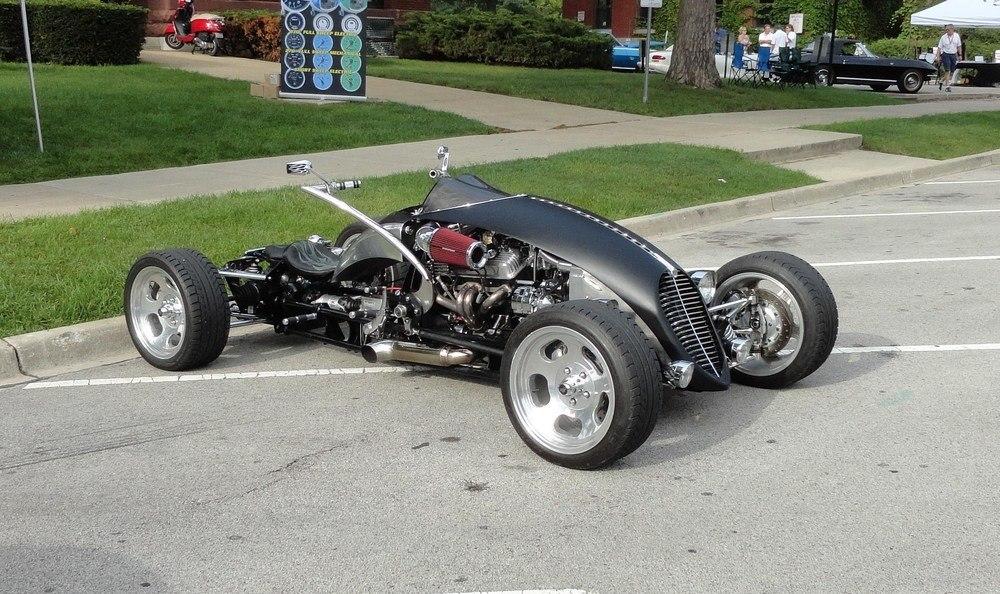 Quad V8