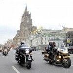 Los  Night Wolves recorrerán Europa celebrando la victoria del Ejercito Soviético