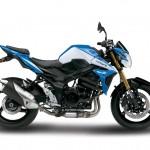 Suzuki lanza la nueva versión especial Suzuki GSR 750Z