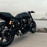 Yamaha presenta la XJR1300 Skullmonkee Yard Built de Wrenchmonkees
