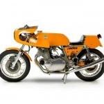 Exquisita colección de motos deportivas italianas expuesta en New York