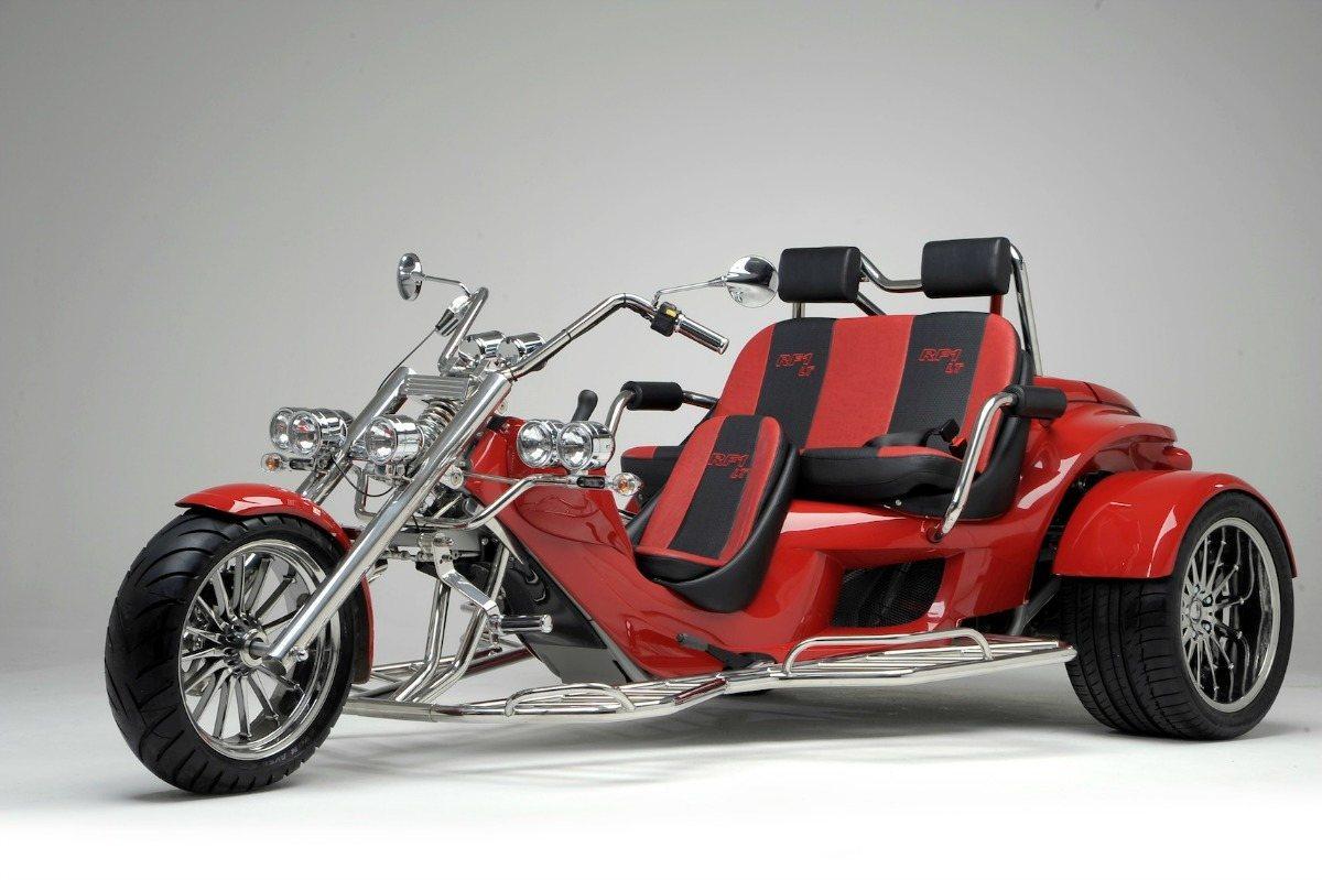 Han Motorcycle Trikes At Harley Davidson