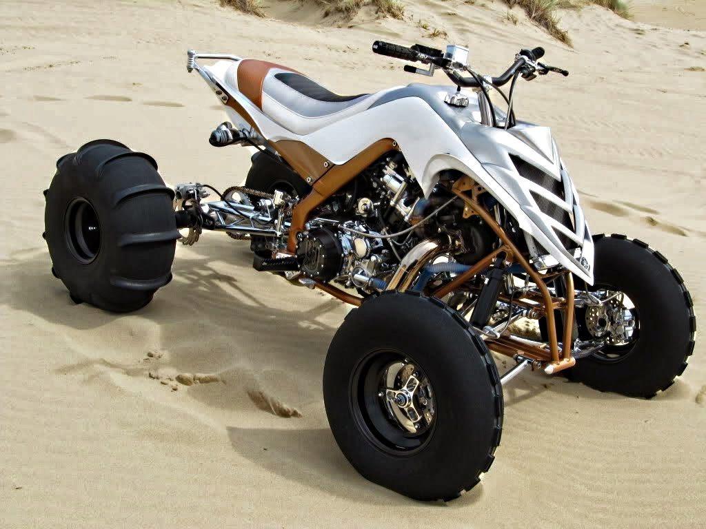 Yamaha Raptor Turbo
