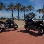 Galería de fotos de la BMW R 1200 R y de la BMW R 1200 RT (Edición 2015)