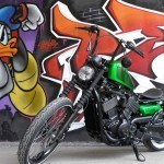 Harley-Davidson Street 750 S-One Battle of the Kings Francia