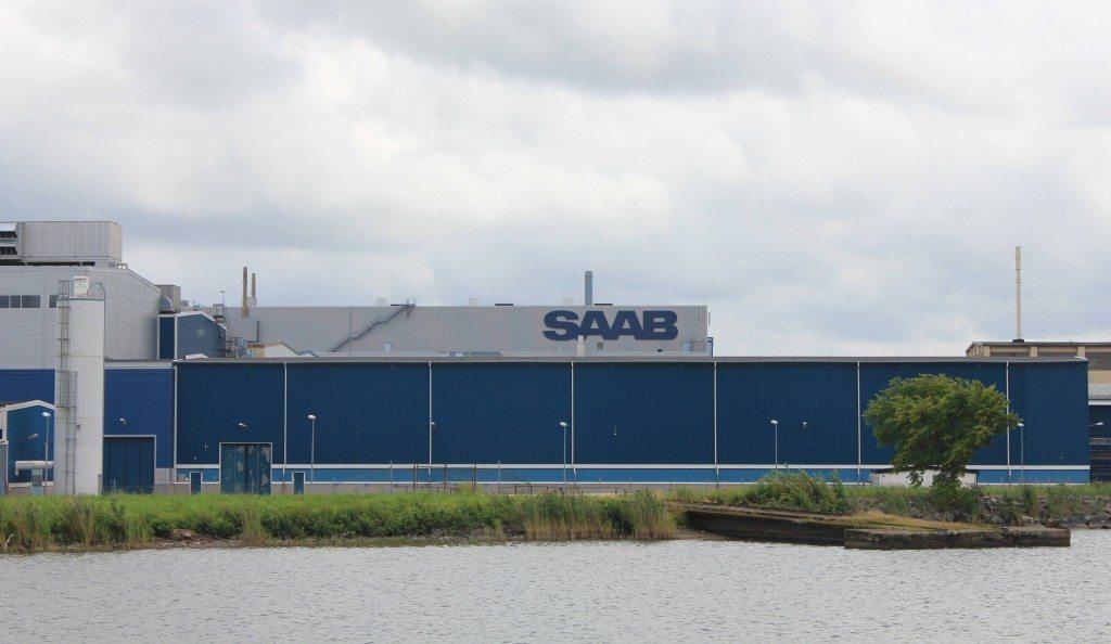 SAAB_factory_in_Sweden