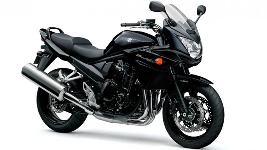 Suzuki bandit 1250S ABS (1)