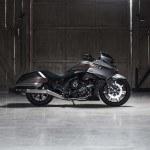BMW Motorrad presenta la 101 Concept junto a Roland Sans