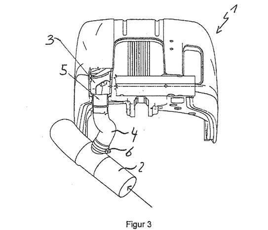 patente basculante trasero