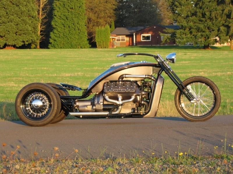 Trike V8