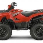 Nuevo Yamaha Grizzly 700 4×4 EPS
