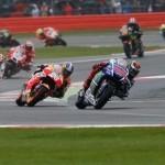El fallo del casco HJC de Jorge Lorenzo en Silverstone