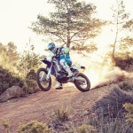 Yamaha WR450F, del motocross al enduro