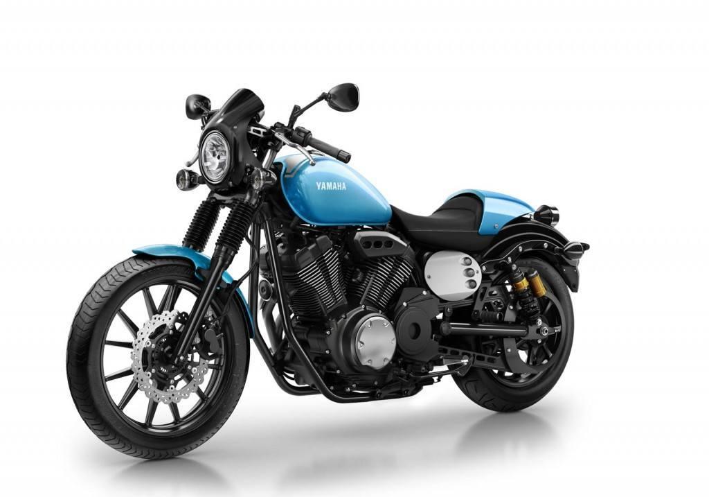 Yamaha XV950 Racer (2)