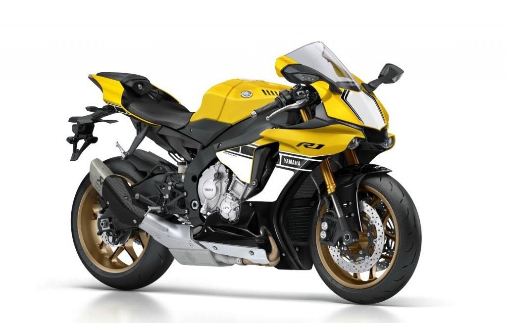Yamaha YZF-R1 60 Aniversario (1)