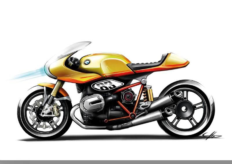 BMW Concetpt ninety R90S 2013 (4)