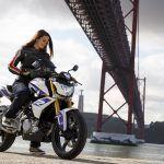 BMW anuncia ya el precio y lanzamiento de la nueva roadster G 310 R