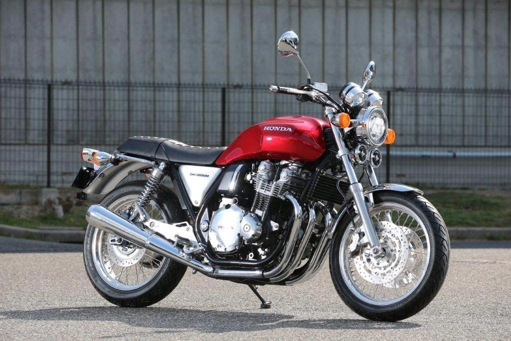 Honda CB1100 concept (2)