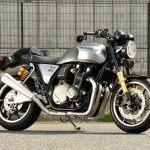 Honda podría lanzar en breve las CB1100 Concept y CB1100 Concept Type II