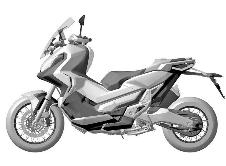 Honda city adventure patents (2)