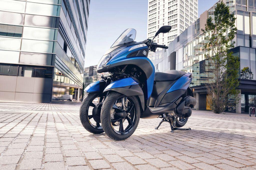 Yamaha Tricity 155 2016 (4)