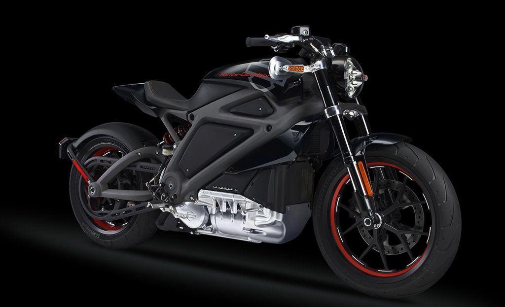 Harley-Davidson Livewire (3)