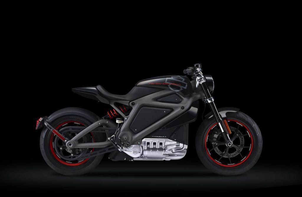 Harley-Davidson Livewire (4)