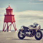 Triumph presenta la BIT2 Thruxton Cafe Racer