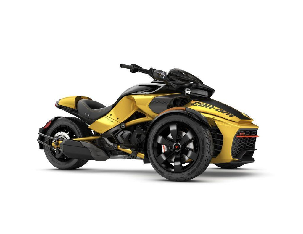2017 Can Am Spyder F3 S (1)