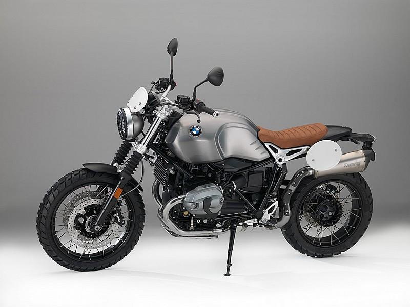 bmw motorrad lanzar la r nine t scrambler en oto o. Black Bedroom Furniture Sets. Home Design Ideas