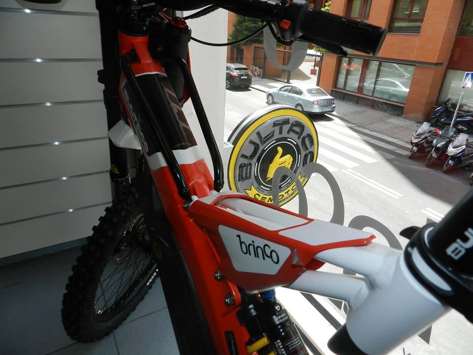 Bultaco Space Madrid Auditorio
