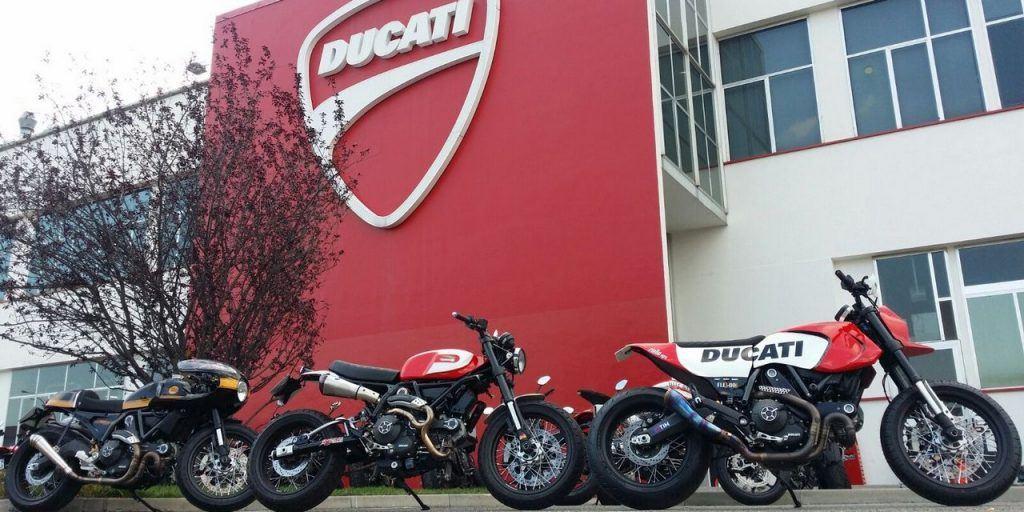 Ducati Scrambler custom World Ducati Week 2016 (1)