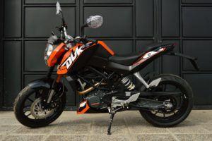 NEW KTM D 200