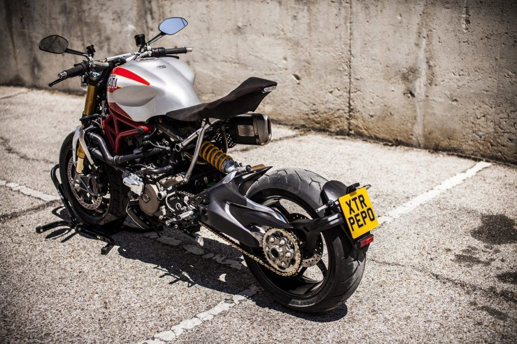 XTR Siluro Ducati Monster 1200 S (8)