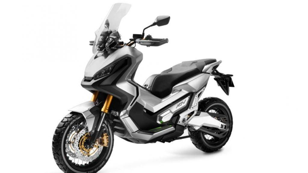 Honda City Adventure Concept EICMA 2015 (3)
