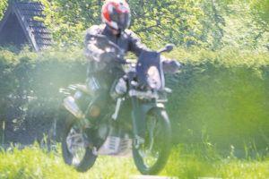 KTM 800 Adventure - Prueba de Campo