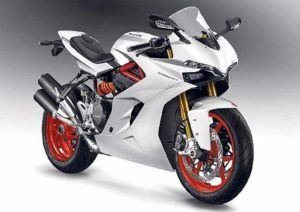Ducati SuperSport 939 SS 2017