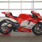 La Ducati Desmosedici GP6 de Loris Capirossi a subasta