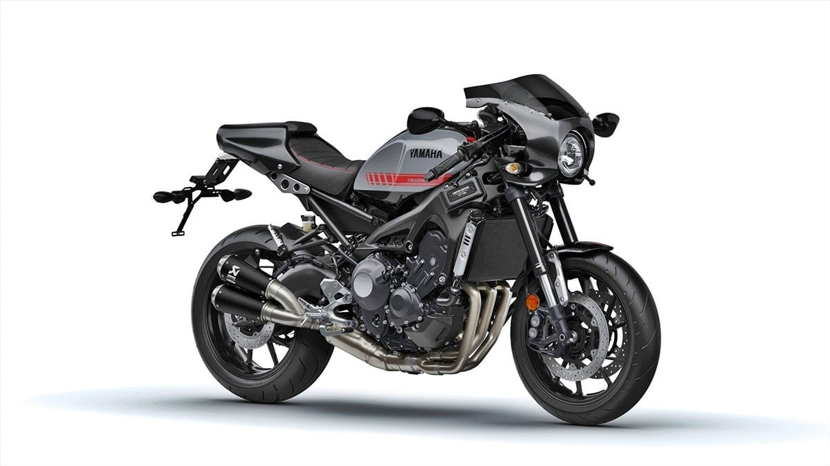 yamaha xsr 900 abarth dailymotos. Black Bedroom Furniture Sets. Home Design Ideas