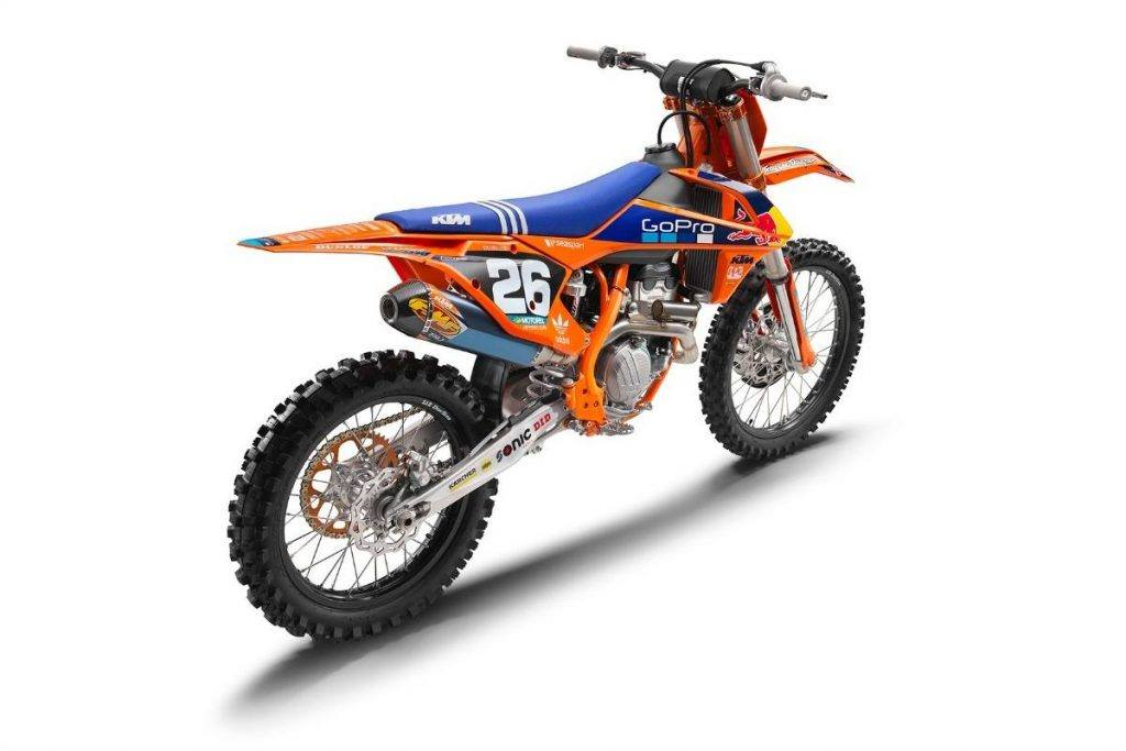 KTM SX-F 250 Factory Edition 2017