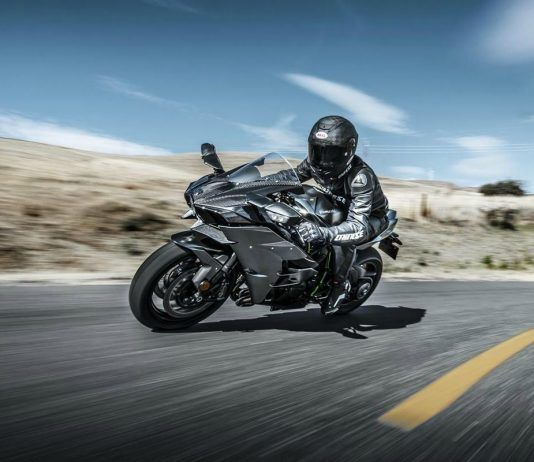 Kawasaki H2 Carbon
