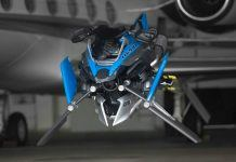 BMW Hover Ride Design Concept by LEGO