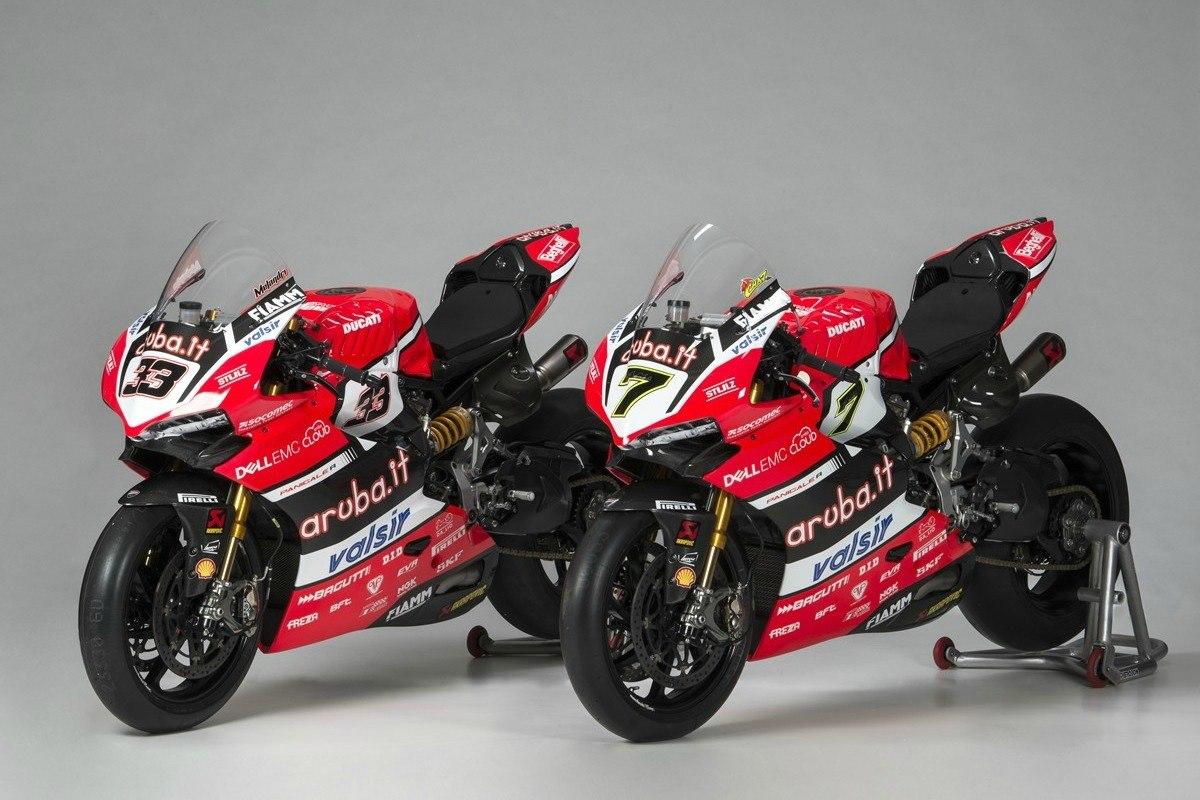 Ducati Panigale R SBK