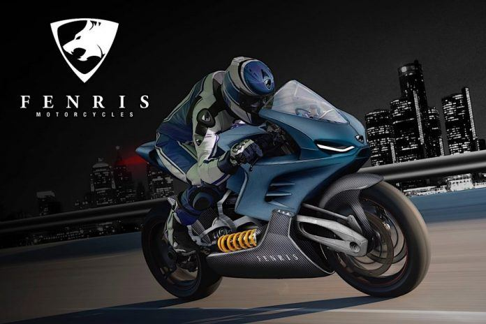 Moto eléctrica Fenris