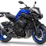 Yamaha MT-10 2017 Azul