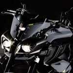 Yamaha MT-10 2017 frontal