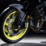 Yamaha MT-10 2017 Rueda delantera