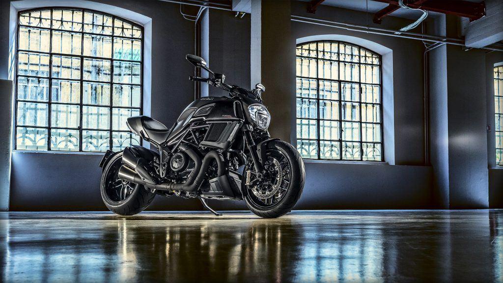 Ducati Diavel Carbon 2017